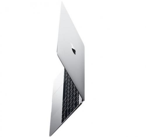 "Apple MacBook 12"" 256GB Silver (MLHA2)"