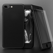 Клип-кейс Full Covered Case With Protective Glass for iPhone 7 Plus
