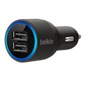 Belkin 2USB 2.1A 10Watt (F8J109QE) Black
