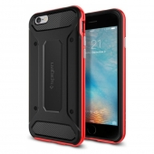 Spigen SGP Case Neo Hybrid Carbon for iPhone 6/6S, Dante Red