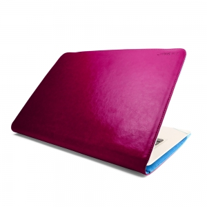 """J.M.Show Thin Leather Case for MacBook Air 11"""""""