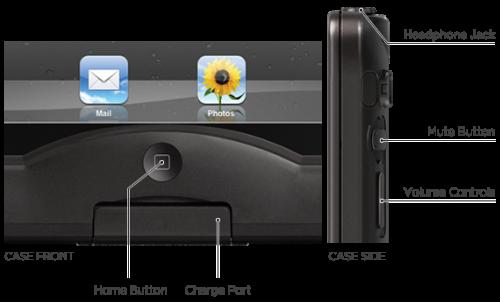 Lifeproof для iPad 2/NEW/With Retina