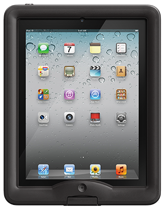 Lifeproof для iPad 2/NEW/With Retina