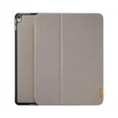 """Чехол-книжка Laut PRESTIGE FOLIO для iPad 10.2"""" 2019 и Apple Pencil Grey (L_IPD192_PR_T)"""