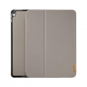 "Чехол-книжка Laut PRESTIGE FOLIO для iPad 10.2"" 2019 и Apple Pencil Grey (L_IPD192_PR_T)"