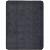 Comma Leather Case with Pen Holder Series for iPad 10.2