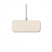 Беспроводное ЗУ Courant Catch 2 Multi Fast Wireless Charger Bone (CR-C2-WH-SL)