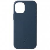 Чехол накладка Native Union Clic Classic Case for iPhone 12 Mini, Indigo (CCLAS-BLU-NP20S)