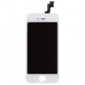 Дисплейный модуль (LCD + Touchscreen) iPhone 5S (Original) White