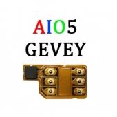 Разблокировка AT&T USA iPhone 5s/5c Gevey AIO 5