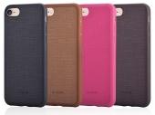 Чехол-накладка Devia Jelly Slim Leather Series for iPhone 7