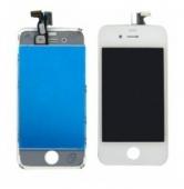 Дисплей LCD+ Touchscreen для iPhone 4 в сборе белый (Оригинал)