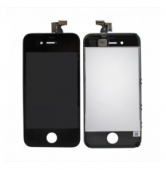 Дисплей LCD + TouchScreen для iPhone 4 в сборе Separated Black
