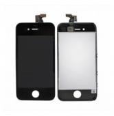 Дисплей LCD + TouchScreen для iPhone 4 в сборе черный (Оригинал)