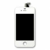 Дисплейный модуль (LCD + Touchscreen) iPhone 4S High Copy White