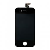 Дисплейный модуль (LCD + Touchscreen) iPhone 4S Copy Black