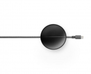 Кабель Native Union Tom Dixon Stash Dome Lightning Cable 2m Black (DOME-L-BLK-TD)