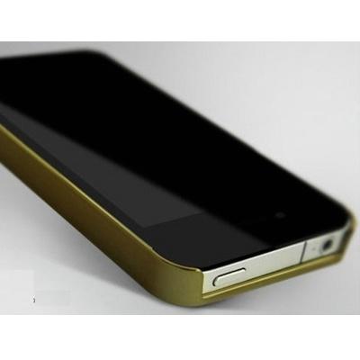 Пластиковый чехол накладка Dreamplus Бордовый для iPhone 4/4S с кристаллами Swarovski