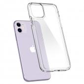 Чехол Spigen Ultra Hybrid for iPhone 11 Crystal Clear