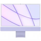 "Apple iMac M1 24"" 4.5K 512GB 8GPU Purple (Z13100061) 2021"