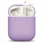 Elago Silicone Case for Airpods, Lavender (EAPSC-LV)