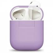Elago Silicone Case for Airpods, Lavender (EAPSC-LV)