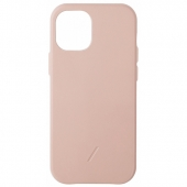 Чехол накладка Native Union Clic Classic Case for iPhone 12 Pro Max, Rose (CCLAS-NUD-NP20L)