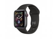 Apple Watch Series 4 GPS + LTE 40mm Gray Alum. w. Black Sport b. Gray Alum. (MTUG2, MTVD2)