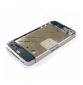 Хромированная рамка MidFrame к iPhone 4