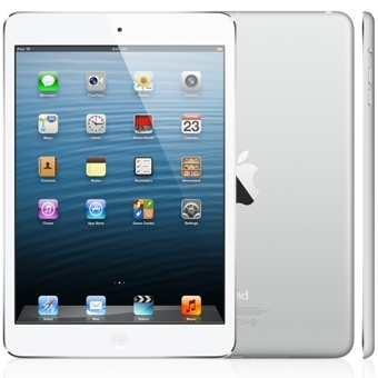 Apple iPad mini Wi-Fi 64GB White