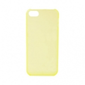 iPearl Ice-Super Slim Case Clear Yellow for iPhone 5C (IIP13-NPC-08301C)