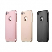 Чехол-накладка iBacks Aluminium Case Essence Series for iPhone 7