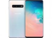Смартфон Samsung Galaxy S10 SM-G973 DS 128GB White (SM-G973FZWD)