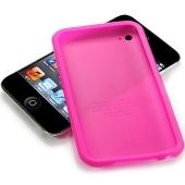 Чехол SGP Ultra Silke Fantasia для iPod touch  4G, Hot Pink