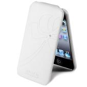 SGP Valencia Swarovski White - чехол для iPod touch 4G (SGP07149)