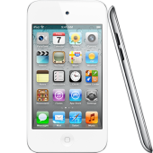 Apple iPod touch 4gen 8g White