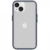 Incipio Organicore Clear Case for iPhone 13, Ocean Blue IPH-1933-OBLU