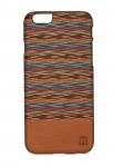 Чехол-накладка Mannwood Case Wood for iPhone 6/6S