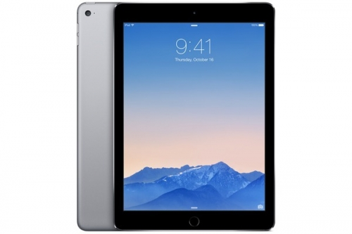 Apple iPad Air 2 Wi-Fi 128GB Space Gray (MGTX2)