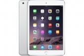 Б/У Apple iPad mini 3 Wi-Fi + LTE 64GB Silver (MH382, MGJ12)