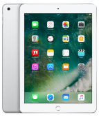 Apple iPad Wi-Fi+LTE 128GB Silver (MP2E2)