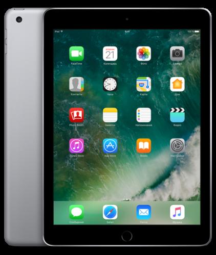 Apple iPad Wi-Fi+LTE 32GB Space Gray (MP242)