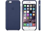 Чехол-накладка Apple Leather Case for iPhone 6