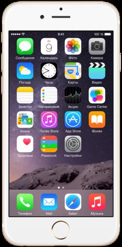Apple iPhone 6 64Gb (Gold)