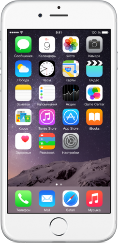 Apple iPhone 6 64Gb (Silver)