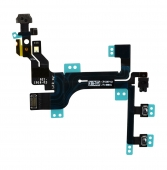 Шлейф с кнопками регулировки громкости и включения (Flat Cable with button vоlume, on/off power) iPhone 5С