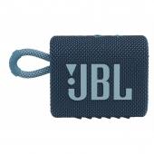 JBL Go3, Blue (JBLGO3BLU)