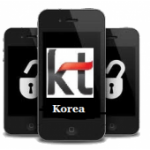 KT korea Iphone  3G / 3GS / 4 / 4S / 5 / 5S / 5C