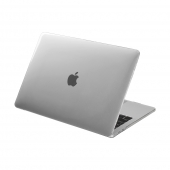 Чехол-накладка LAUT Slim Cristal-X Case for MacBook Pro 16, Crystal Clear (L_16MP_SL_C)