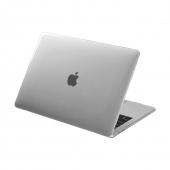 Чехол-накладка LAUT Slim Cristal-X Case for MacBook Pro 16, Crystal Clear (L_16MP_SL_C)